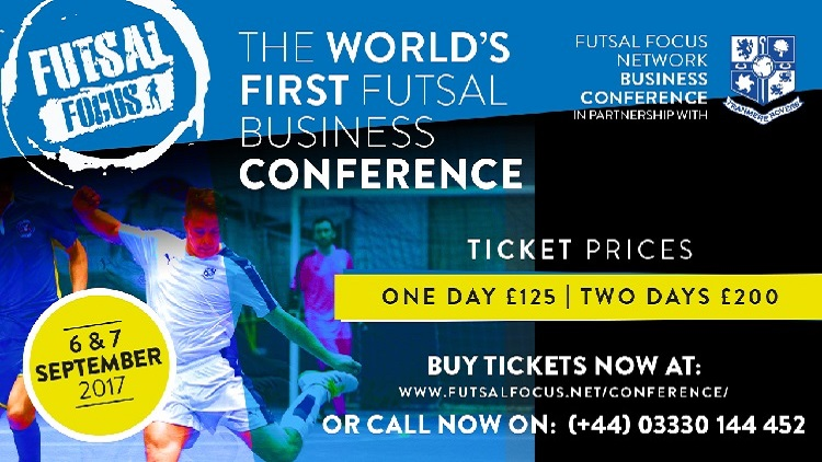 World's First Futsal Business Conference