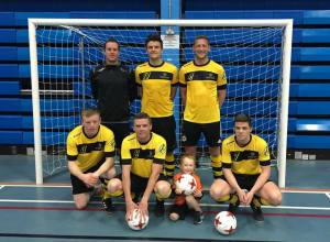 Belfast United and Trinity Squirrels dreaming of European Futsal