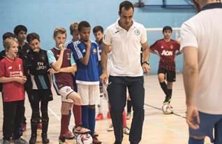 Chiswick Launch Futsal Youth Academy