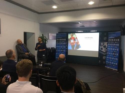 Eldon Abrahams Presentation: How to develop a successful Futsal centre