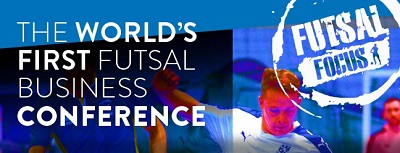 Futsal Focus Conference live via social media