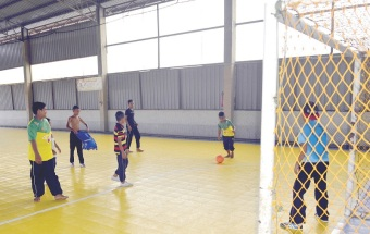 A Futsal court in every housing Estate
