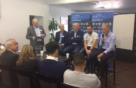 The success of the Futsal Focus Business Conference 2017