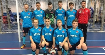 Fleetwood Town FC enter team in 2018 FA Futsal Cup