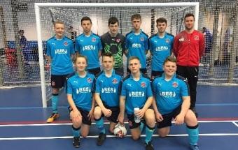 Fleetwood Town FC enter team in 2018 FA Futsal Cup
