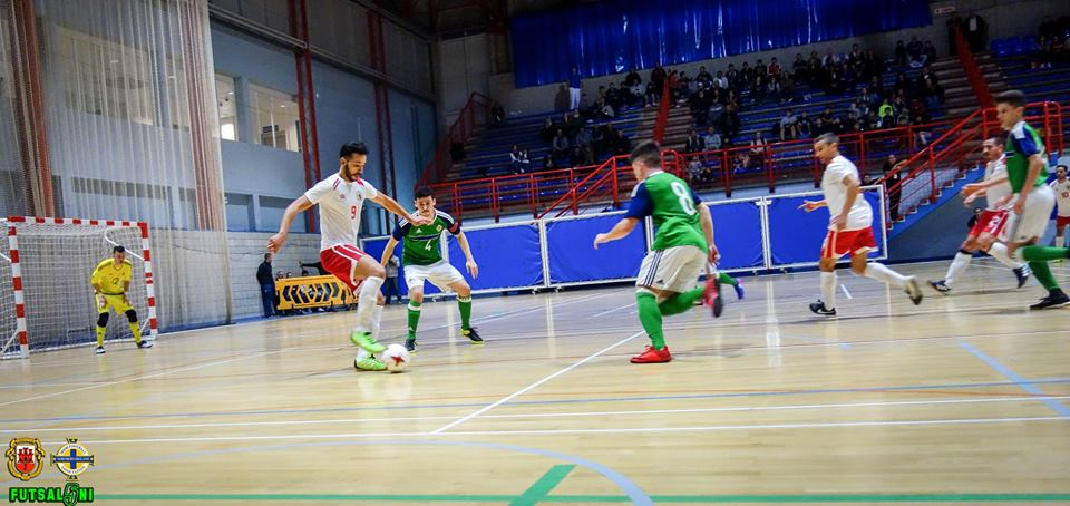 Northern Ireland continued their development against Gibraltar