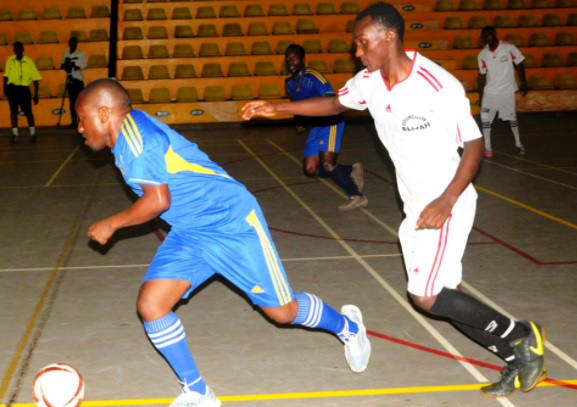Futsal development in Uganda gradually making promising progress