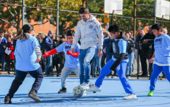 New York City embracing Futsal with 50 Futsal courts planned for development