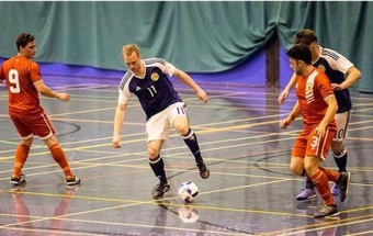 Scottish FA to host Futsal Home Nations Championships