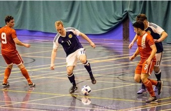 Scottish FA to host Futsal Home Nations Championships