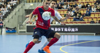 The Swedish Futsal League will be played as a single series from 2018/2019