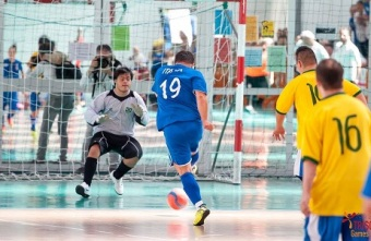 Switzerland putting Futsal for players with Down syndrome on the map
