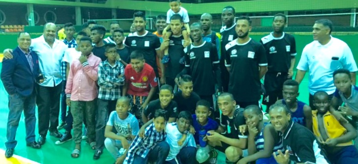 South Africa crowned champions and Futsal takes off in Newlands