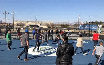 OC Energy FC USL club launch Futsal court in Oklahoma City