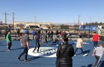 OC Energy FC USL club launch Futsal court in Oklahoma City
