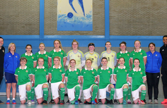 UEFA Women's EUROs and Northern Ireland growing in Futsal development leadership