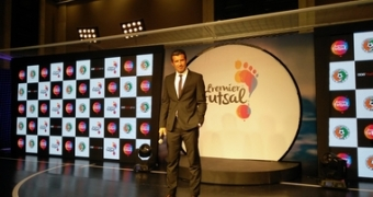 Luis Figo parts ways with Premier Futsal; calls five-day tournament 'complete failure'