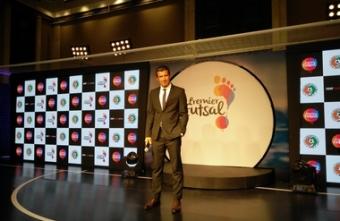 Luis Figo parts ways with Premier Futsal; calls five-day tournament 'complete failure'