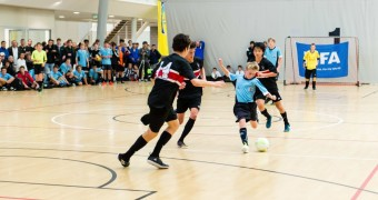 Sport New Zealand Streetwise: Futsal Case Study - 24,600 registered players; a 314% increase over five years