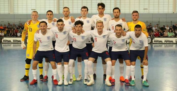 BBC Sport confirm their interest to show more Futsal after streaming England's International friendly with Poland
