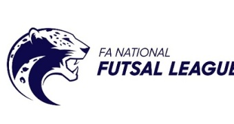 The FA National Futsal League unveiled their new logo