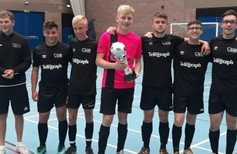 Northern Ireland takes another Futsal development step with the U18 Futsal Championships