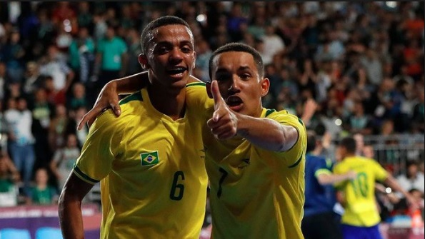 Olympic dreams and lifelong memories for Brazil, Egypt, Portugal and Spain