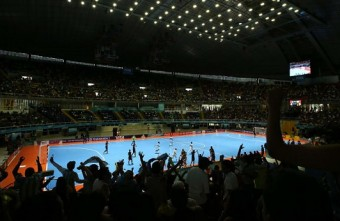 Drama, goals and skill reflect the success of the Youth Olympic Futsal group stages