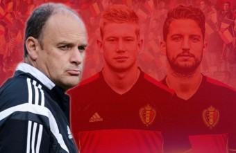 Belgium are much more than a golden generation and it is not luck
