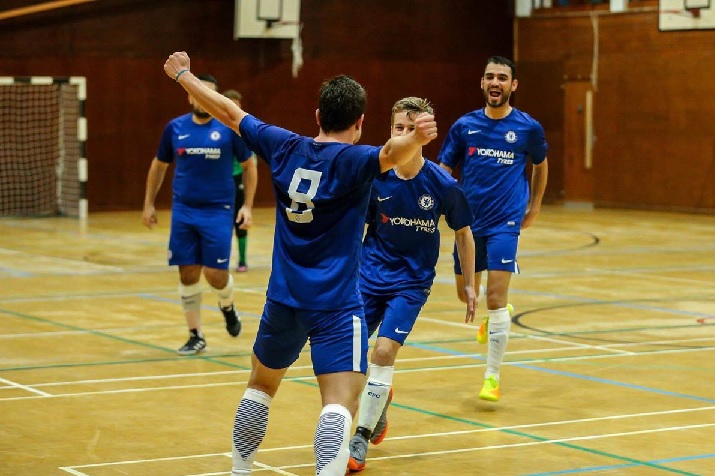 Chelsea and Tranmere Rovers found out who their opponents are in the FA Futsal Cup preliminary rounds