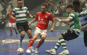 SL Benfica exit the UEFA Futsal Champions League and Sporting Clube de Portugal progress to Final Four