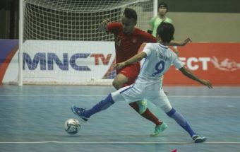Malaysia defeat Indonesia to secure semi-final place at the AFF Futsal Championships 2018