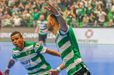 Nearly half a million watched Sporting v Benfica in the UEFA Futsal Champions League via Sporting TV