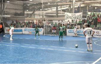 FIFA Forward Football Development Programme making its mark through the Argentinian National Futsal League