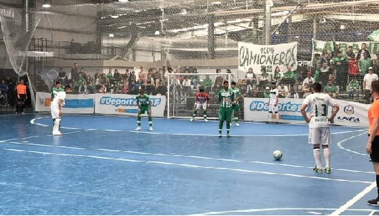 FIFA Forward Football Development Programme making its mark through the Argentinian National Futsal League