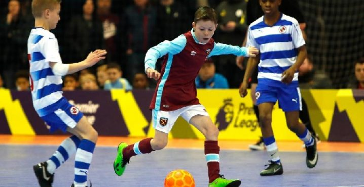 West Ham United Academy player Harrison McMahon 'I want to keep playing Futsal to make me a better player'