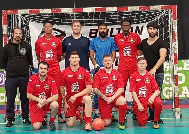 Aiming to compete in European Futsal and provide opportunities for their community