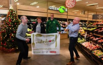 Football Association of Ireland and partners launch new innovative healthy eating initiative via futsal