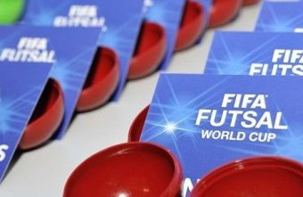 The road to Lithuania begins with the draw for the 2020 FIFA Futsal World Cup