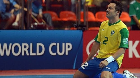 Falcão's last game ends without the title but his impact on the world of Futsal will live on