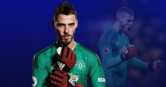 David de Gea's futsal technique is changing football goalkeeping