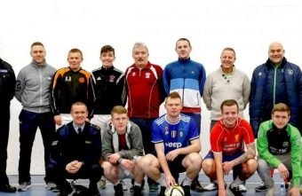 Football Association of Ireland and the Police using late night Futsal