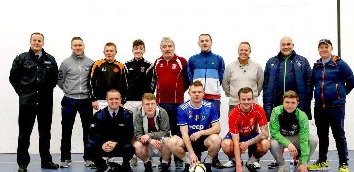 Football Association of Ireland and the Police using late night Futsal
