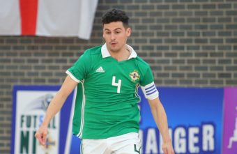 Northern Ireland Futsal and Malta share victories in World Cup preparation