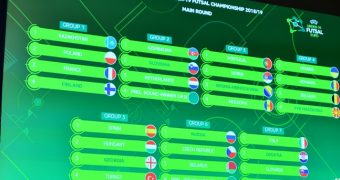 2019 UEFA U19 Futsal EURO group qualifiers to kick off in Lithuania and San Marino