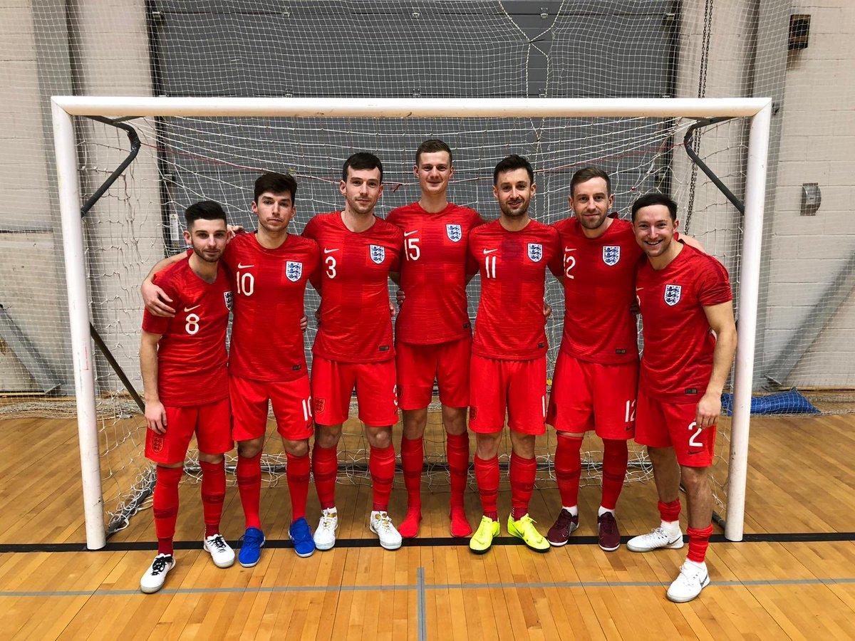 England progress from 2020 FIFA Futsal World Cup Preliminary Group A ... c3f5bd537715d