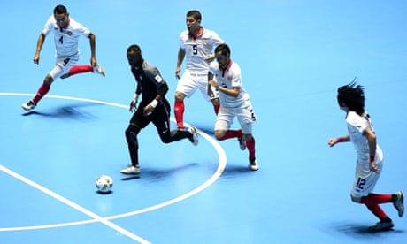 Physical and physiological demands of futsal