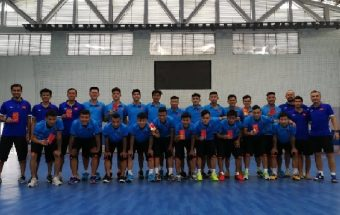 Vietnamese Futsal players to train with LNFS clubs in Spain