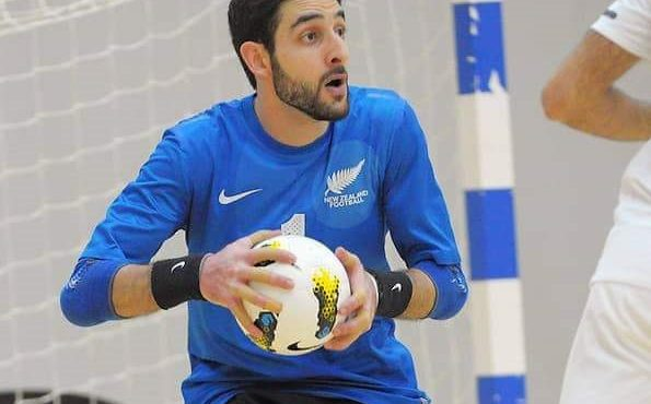 New Zealand Futsal Goalkeeper killed in Christchurch shooting