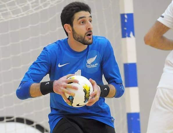New Zealand Futsal Goalkeeper killed in Christchurch shooting